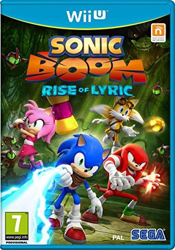 Nintendo 2323546 - WII U SONIC BOOM: RISE OF LYRIC