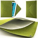 zanasta Tablet Tasche Filz Sleeve Hülle Universal Filztasche für 7-12 Zoll/Samsung Galaxy Tab/Microsoft Surface Pro/Apple iPad Air/Pro und MacBook 12