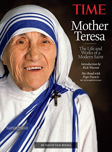 TIME Mother Teresa: The Life and Works of a Modern Saint (English Edition)