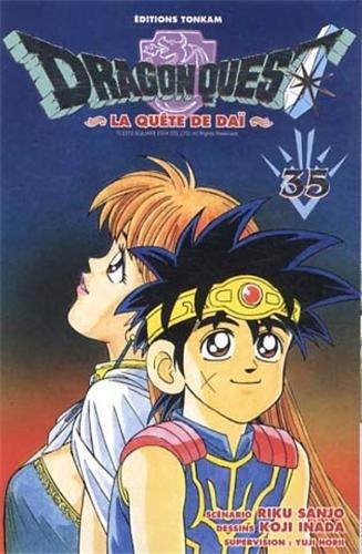 Dragon quest - La quête de Dai Vol.35