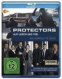 Protectors - Auf Leben und Tod/Staffel 1+2 [Blu-ray]