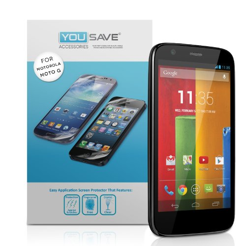 yousave-accessories-motorola-moto-g-screen-protector-five-pack