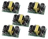 Gaoxing Tech. 5PCS AC DC Stromversorgung Buck Converter Schritt nach unten Modul 12v 5v 3.3v 9v
