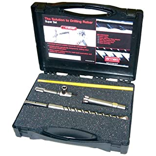 Advanced Armeg 25mm Rebar Drilling Super Set [Pack of 1] --