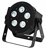 ADJ 5P HEX Parcan 5x 10W LEDs [1] Pro-Serie (steht überprüft)