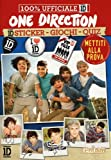 One Direction. Sticker, giochi, quiz. Con adesivi