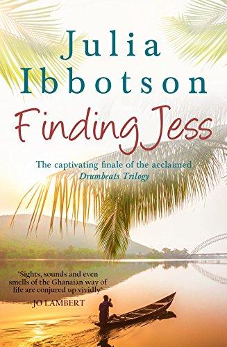 Finding Jess: A passionate story of love and betrayal (Drumbeats Trilogy Book 3) by [Ibbotson, Julia]