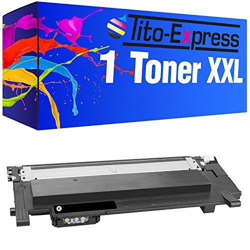 PlatinumSerie® 1x Toner XL kompatibel zu Samsung CLT-K404S Black Xpress C 430 W C 480 W C 480 FN C 480 FW (480-serie)