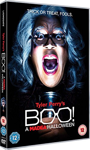 en [DVD] [2016] UK-Import, Sprache-Englisch (Boo Halloween-film)