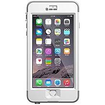 LifeProof Nuud - Funda para Apple iPhone 6 Plus, color blanco