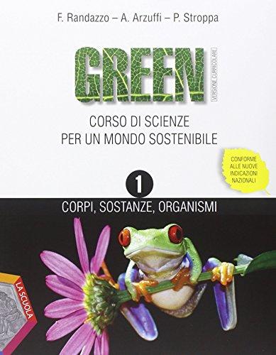 Green. Ediz. plus. Per la Scuola media. Con DVD. Con e-book. Con espansione online: 1