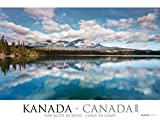 Kanada 2018 - Canada - coast to coast - Bildkalender XXL (64 x 48) - Landschaftskalender - Naturkalender