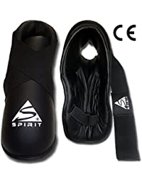 Spirit PU - Botas de entrenamiento de kick boxing Talla:extra-large