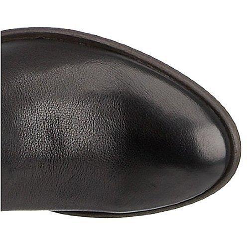 Frye Carson Shortie, Chaussures montantes femme Noir (Blk)