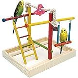 Penn Plax madera pájaro Parque