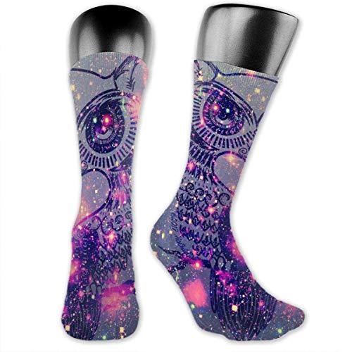 Owl Socks is Best Graduated Athletic & Medical for Men & Women, Running, Flight, Travels Socks -