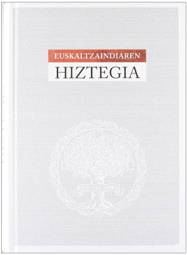 Euskaltzaindiaren hiztegia (Hiztegiak) por Euskaltzaindia