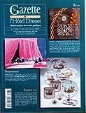 Telecharger Livres GAZETTE DE L HOTEL DROUOT LA No 6 du 07 02 1997 BIJOUX BRACELET OR ET SAPHIRS SIGNE BOUCHERON ANDRE BRASILIER CIRQUE ROSE LUNEVILLE 18EME ENSEMBLE DE FAIENCES DE LUNEVILLE A DECOR POLYCHROME DE CHINOIS (PDF,EPUB,MOBI) gratuits en Francaise