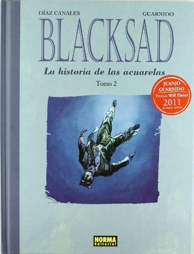 Blacksad 2: La Historia De Las Acuarelas / the Watercolor's History by Diaz Canales (2011-09-23)
