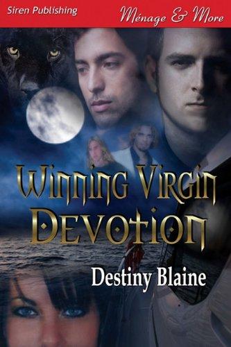 Winning Virgin Devotion [Winning Virgin 5] (Siren Publishing Menage and More) Cover Image