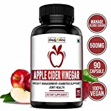 #9: Simply Nutra Apple Cider Vinegar Capsules 800mg - 90 Veg Capsules