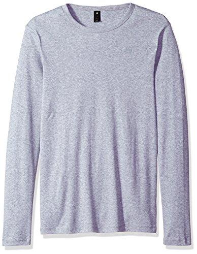 G-STAR RAW Herren T-Shirt Grau (Grey Htr 906)