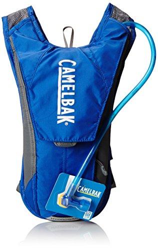Camelbak HydroBak - Mochila de hidratación, color azul / gris, 1.5 l