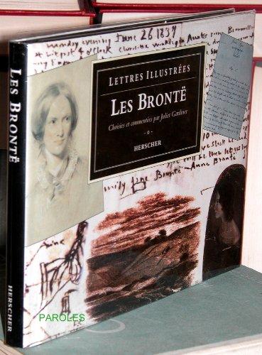 Lettres illustrées par Anne Brontë, Charlotte Brontë, Emily Brontë