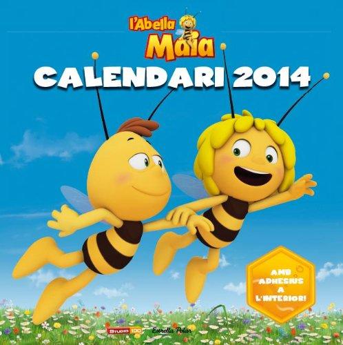 Calendari abella Maia 2014