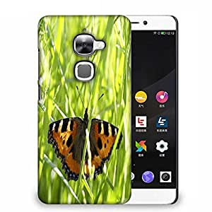 Snoogg Flying Butterfly Designer Protective Phone Back Case Cover For Samsung Galaxy J1