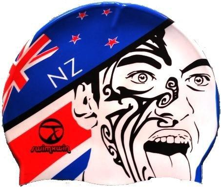 Gorro silicona New Zealand | Gorro Natación| Alta