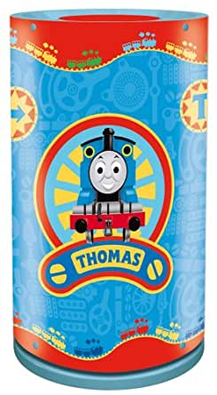 Decofun thomas the tank engine tube light amazon lighting bedside and table lamps mozeypictures Images