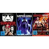 WWE - Survivor Series 2014 - 2016 im Set - Deutsche Originalware