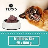Exklusives Barf-Paket Frühlingsmix, 12,5 kg leckeres Hundefutter in Premium Qualität