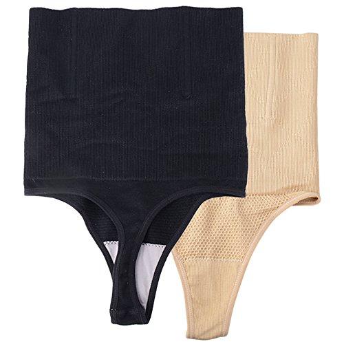 Il pacchetto include :2 pezzi shapewear ( 1 × nero + 1 × beige) Tabella di formato: M / L (34/38) : Circonferenza vita: 52-64 cm --- Lunghezza: 37 cm --- per peso 45-55kg XL / XXL (40/46) : Circonferenza della vita: 56-68 cm --- Lunghezza: 38 cm --- ...