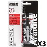 Araldite Ara400005adhésif, époxy, tube, 15ml