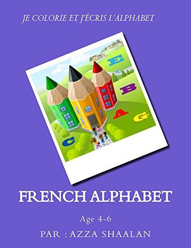 Couverture du livre French Alphabet