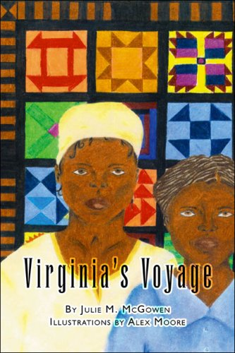 Virginia's Voyage Cover Image