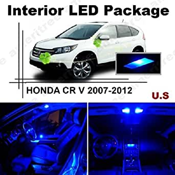 Ameritree Blue Led Lights Interior Package Blue Led
