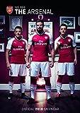 Arsenal F.C. Official 2018 Calendar - A3 Poster Format Calendar (Calendar 2018)