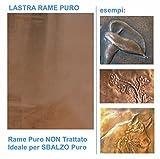 RAME PURO LASTRA CM.30X40