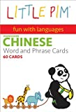 Little Pim Chinese Word and Phrase Cards (Little Pim Fun With Languages) (Mandingo Edition) by Julia Pimsleur Levine (2010-11-15)