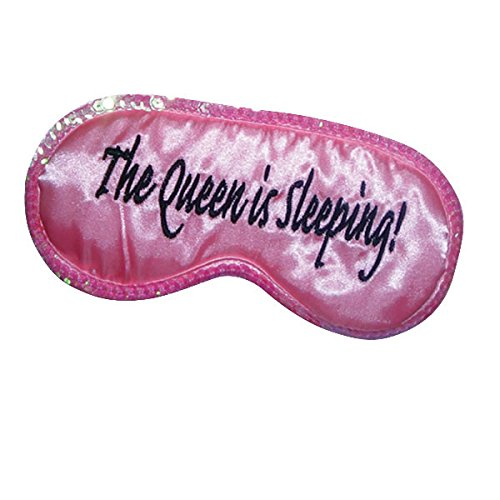 The Queen is Sleeping! Augenmaske / Schlafmaske