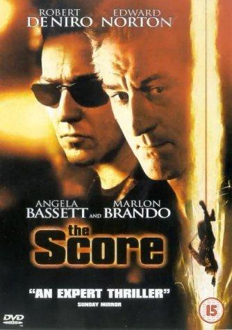 The Score [DVD] [2001] by Robert De Niro