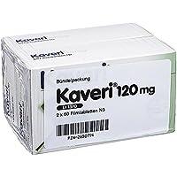 KAVERI 120 mg Filmtabletten 120 St Filmtabletten preisvergleich bei billige-tabletten.eu
