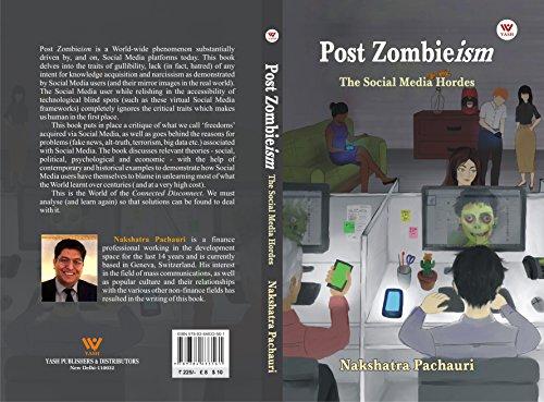 Post Zombieism: The Social Media Hordes (English Edition) (Element Für Herd)