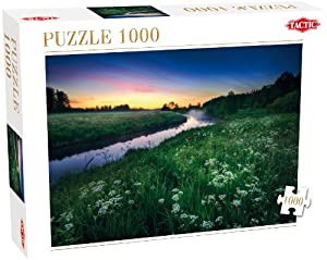 Summer Night Puzzle 1000 Pcs - Puzzle (Tactic Games 40902) versión inglesa