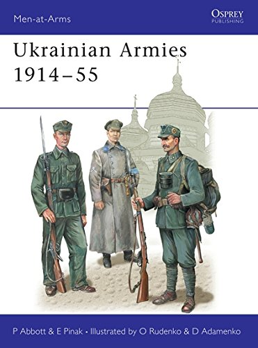 Ukrainian Armies 1914-55 (Men-at-Arms)