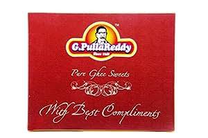 G Pulla Reddy Hyderabad Soan Patti - 500 gm