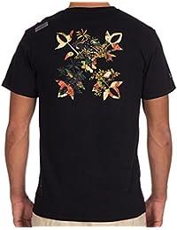 Tee Shirt MC Col Rond Trulo Noir - Oxbow
